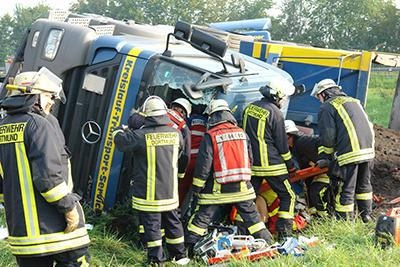 Photo: Stadt Dortmund – Institut für Feuerwehr- und Rettungstechnologie