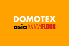 - The 19th edition of Domotex Asia/Chinafloor will take place on March 21-23, 2017 at the Shanghai New International Expo Center.