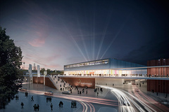 - The design by Cologne-based JSWD architects will form the basis for the implementation of the new CONFEX hall, the 1plus hall, the new central terminal in the southern grounds and the facade design.