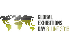 "- 8 June 2016 has been announced as the ""Global Exhibitions Day"" by UFI and IAEE."
