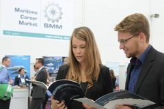 - With innovative solutions: On September 8, 2016, the offshore sector will meet during SMM in Hamburg (Germany), which will be held from September 6 to 9.