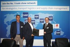 - CeMAT INDIA and SIMHEM partner to promote India's materials handling sector