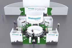 "- At the transport logistic, the new ""metropolitan logistic"" will celebrate its premiere."
