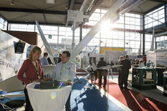 - At New Energy Husum visitors can get to know the latest innovations and information on renewable energy