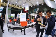 - Cemat Asia deals with automation, materials handling and transport/logistics
