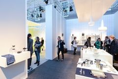 - The Ambiente show in Frankfurt presents a broad variety of innovations.