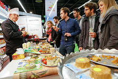 - Vegan food in focus: More than 4,000 visitors attended the premiere of the trade fair veganfach in Cologne on 4 and 5 November 2016.