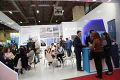- Approximately 13,500 participants from 50 countries and 180 exhibitors  from 26 countries participated at the logitrans Istanbul.