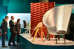 - Furniture design at its best: interzum will take place on 16-19 May, 2017 in Cologne.