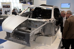 - At HANNOVER MESSE's Industrial Supply, lightweight construction is high up on the agenda.