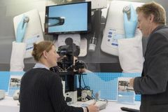 - At the LABVOLUTION, the LabUSER exhibitor forum offers different workshops.