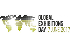 - This year's Global Exhibitions Day (GED17) will take place on 7 June.