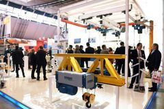 - The LogiMAT will be held in Stuttgart for the 15th time.