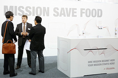 - At interpack, a special show called innovationparc (Innovation Park) will be held, with packaging ideas and solutions designed to reduce food losses and waste.