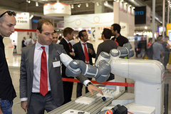- The Italian manufacturing sector shows its industrial automation innovations in Parma at SPS Italia.