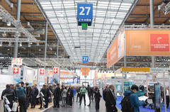 - At Hannover Messe the visitors will have the chance to discuss the challenges of future energy supply