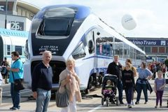 - The Messe Berlin organises the Mobility Clean Circle, a special service provided by the InnoTrans.