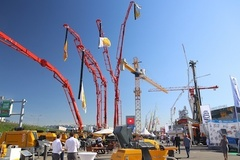 - CTT is an international specialized show for construction equipment and technologies in Russia