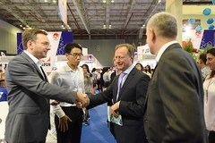 - RE & EE Vietnam provides multiple opportunities for exchange and networking