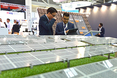 - Intersolar, ees Europe, Power2Drive and EM-Power: In 2018, four exhibitions dedicated to renewable and intelligent energy solutions will take place under the umbrella of The smarter E.