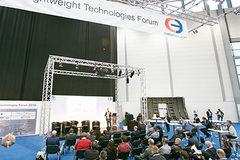 - Lightweight construction, a key technology for the future, will be in focus at the Lightweight Technologies Forum.