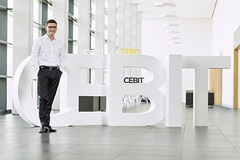 "- ""CEBIT 2018 will be a business festival for innovation and digitization,"" Deutsche Messe Managing Board member Oliver Frese says."