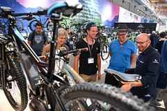 - On 30 August - 2 September, 2017, latest e-bike innovations will be shown at Eurobike.