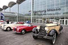 - Hamburg hosts a new trade show for automobile culture and lifestyle: HAMBURG MOTOR CLASSICS.