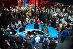 - Talking about cars means IAA where visitors can experience most the famous brands.
