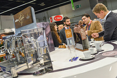 "- ""Anuga Hot Beverages"": At Anuga 2017, coffee, tea & co. are being awarded their own platform for the first time."