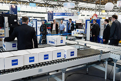 "- The ""Logistics 4.0 Experience Hub"" at CeMAT will spotlight the supply chains of the future as well as the challenges facing the industry."