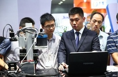 - Several international enterprises showcased interesting products and personalized solutions at Shenzhen