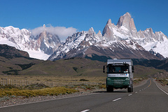 "- ""The Pan-American Highway – from Tierra del Fuego to the Caribbean"" is part of this year's Dream Tour Cinema"