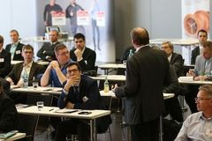 - Attending POWTECH means learning from other experts and industries