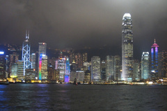 - Hong Kong hosts the world's largest electronics marketplace.