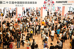 - At Furniture China and Mason Shanghai, visitor entry counting from all gates break 151,588 in total during the whole exhibition period.