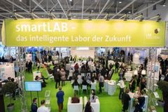 - The smartLAB in May 2017: a new hotspot in Hannover.