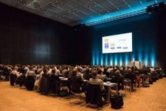 - With a fully booked attendance of about 200 participants the first Embedded Vision Europe conference (EVE) in Stuttgart was a great success.