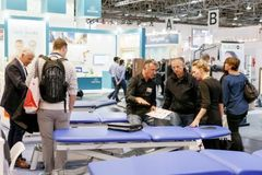 - At the Medica, expert professionals will be able to gain insights into all the developments.