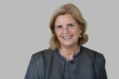 - Cordelia von Gymnich (56) has taken over at the helm of Messe Frankfurt's Services division