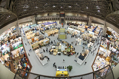 - IFFT/Interior Lifestyle Living takes places from 20 – 22 November at Tokyo Big Sight.