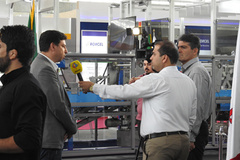 - Some 7,500 experts were attracted by the trade fair duo pacprocess Tehran and IPAP.