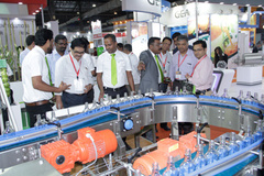 - Drink technology India, held by Messe Munich, was co-located with pacprocess India, IndiaPack and FoodPex India.