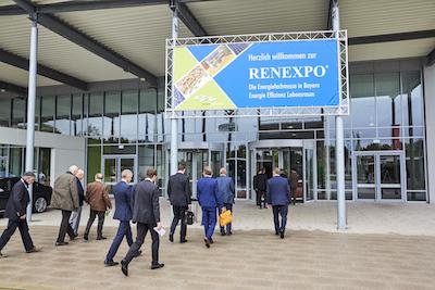 Foto: RENEXPO / Messe Augsburg