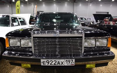 Photo: Moscow International Automobile Salon (MIAS) / Association of Russian Automarkers, Crocus Expo