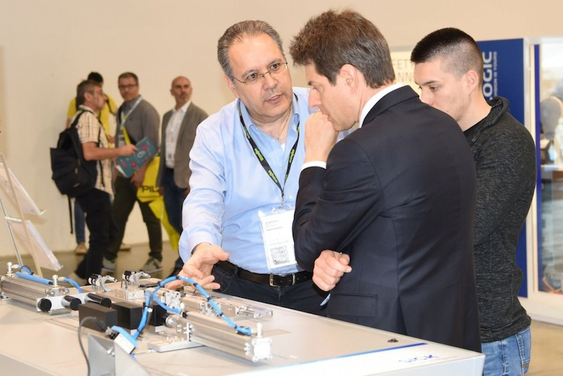 Photo: SPS IPC Drives Italia