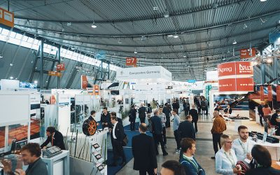 Photo: COMPOSITES EUROPE/Reed Exhibitions