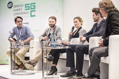 Foto: nordmedia / Serious Games Conference