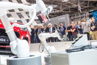 Foto: automatica 2018 / © Messe München GmbH