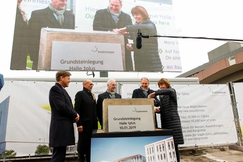 Foto: Koelnmesse GmbH; Ludolf Dahmen